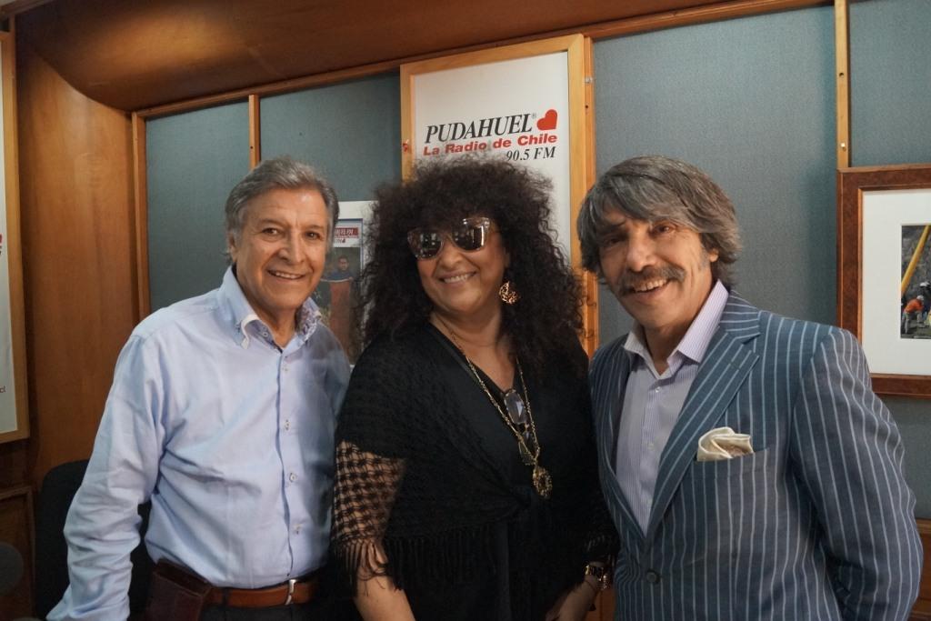 """Amanda Miguel en """"La Mañana de Pablo Aguilera"""""""