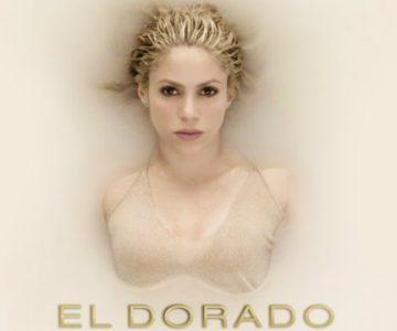 """¡Shakira lanza su nuevo álbum """"El Dorado""""!"""