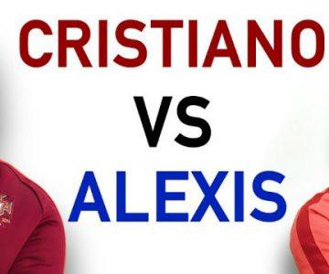 Stefan Kramer imita a Alexis Sánchez y Cristiano Ronaldo en nuevo vídeo