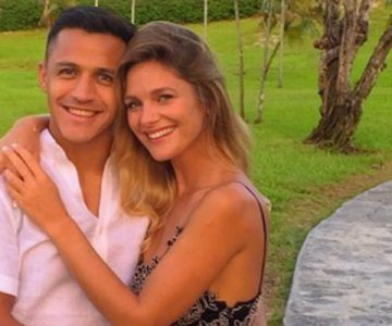 Mayte Rodríguez habló sobre su relación con Alexis Sánchez