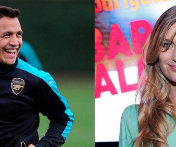 ¡Por fin lo confirmaron! Mayte Rodríguez y Alexis Sánchez están juntos