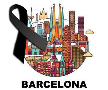Artistas reaccionan al atentado terrorista en Barcelona