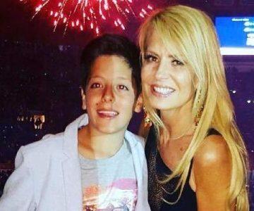 Cecilia Bolocco reveló que su hijo ya tuvo su primer amor