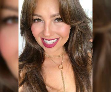 La foto de Thalía sin maquillaje que impacta en las redes sociales