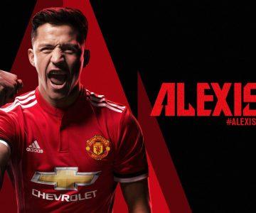 Alexis Sánchez es confirmado como nuevo refuerzo del Manchester United