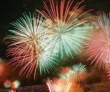 Así celebraron los famosos la llegada del año nuevo
