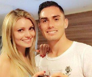 Faloon Larraguibel pasó romántico cumpleaños con Jean Paul Pineda