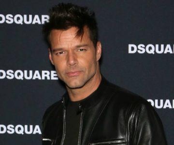 """Ricky Martin sorprende con foto """"subida de tono"""""""