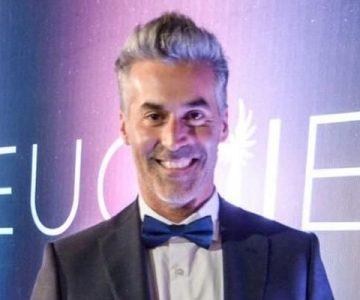 """Carlos Díaz cumplió 18 años de matrimonio con actriz que conoció en """"Adrenalina"""""""