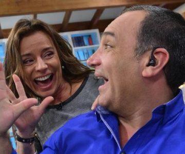"""El cálido mensaje de Luis Jara a Kathy Salosny a un mes de su salida de """"Mucho Gusto"""""""
