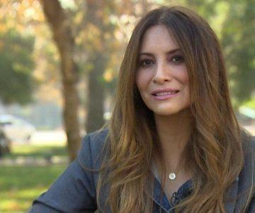 Myriam Hernández se luce con foto sin maquillaje