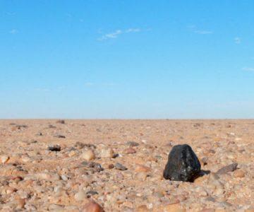 El meteorito lleno de diamantes que sería la prueba de un 'planeta perdido' del Sistema Solar