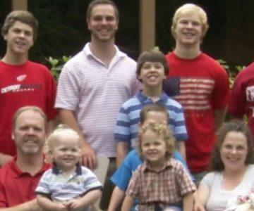 El peculiar caso del matrimonio estadounidense que tuvo 14 hijos varones seguidos