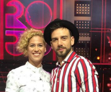 María Jimena Pereyra y Christian Ocaranza animarán nuevo programa