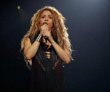 Shakira vivió un incómodo momento en pleno concierto