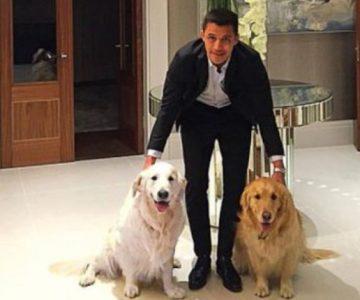 El tierno mensaje de Alexis Sánchez a sus perros