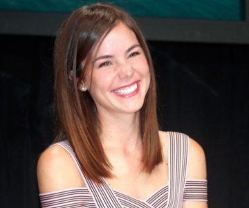 Ella es Camila Sodi, la novia de Luis Miguel en la ficción y que causó revuelo