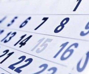 Revisa cuántos feriados quedan este 2018