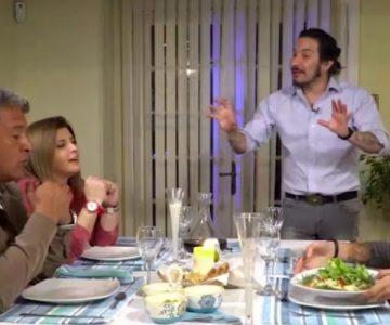 "Dan a conocer detalles de la temporada de ""La divina comida"" sin famosos"
