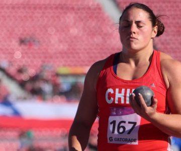 Natalia Duco dio doping positivo y arriesga cuatro años de sanción