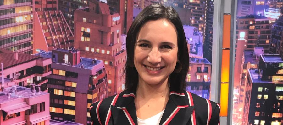 Blanca Lewin presentó al nuevo integrante de su familia