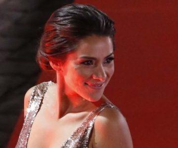 Loreto Aravena sorprendió con potente mensaje sobre la belleza