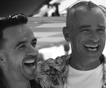 Eros Ramazzotti se une a Luis Fonsi para lanzar su nueva canción
