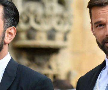 El romántico mensaje y fotos que comparte el esposo de Ricky Martin