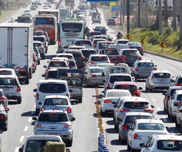 ¡Prepárese! Plan de contingencia para Semana Santa pronostica que 400 mil vehículos dejarían Santiago