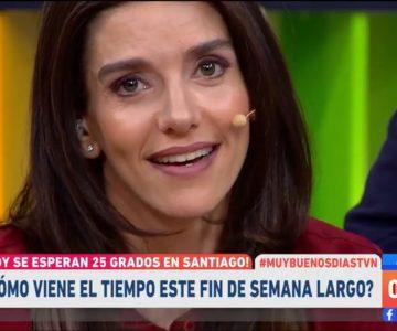 """""""Es culpa de este matinal"""": María Luisa Godoy saca carcajadas por error que cometió con sus hijas"""