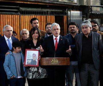 Presidente Piñera promulgó la Ley Antiportonazos