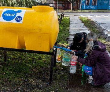 Essal no da fecha de reposición de agua potable al 100% en Osorno