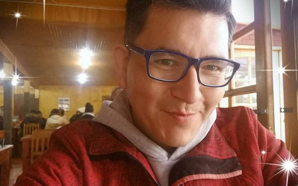 Francisco Silva selfies