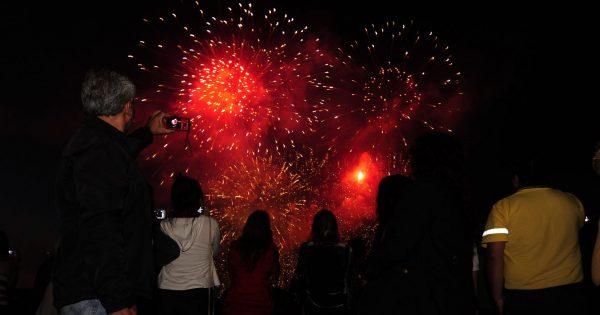 Talca cambia fuegos artificiales de Año Nuevo por 7000 canastas familiares - Radio Pudahuel
