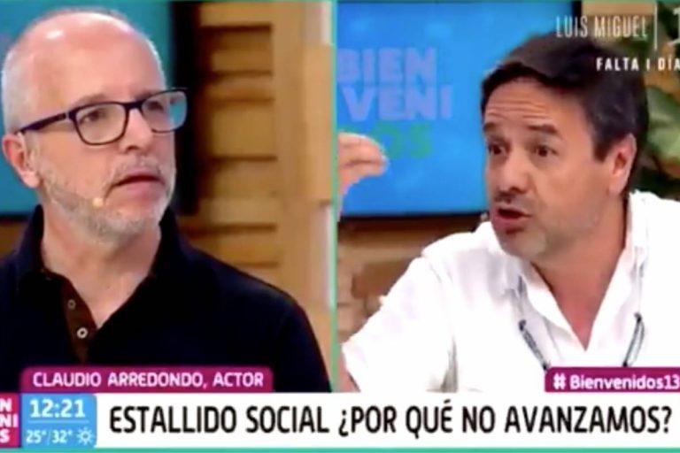 El mensaje de Claudio Arredondo tras tensa discusión con Alberto Plaza