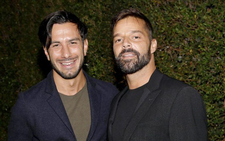 Esposo de Ricky Martin enternece las redes con una foto de Lucía