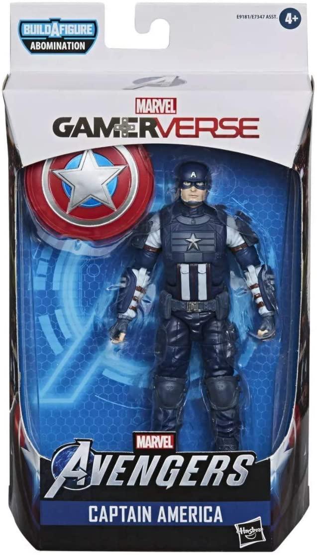 Avengers Capitan America de colección