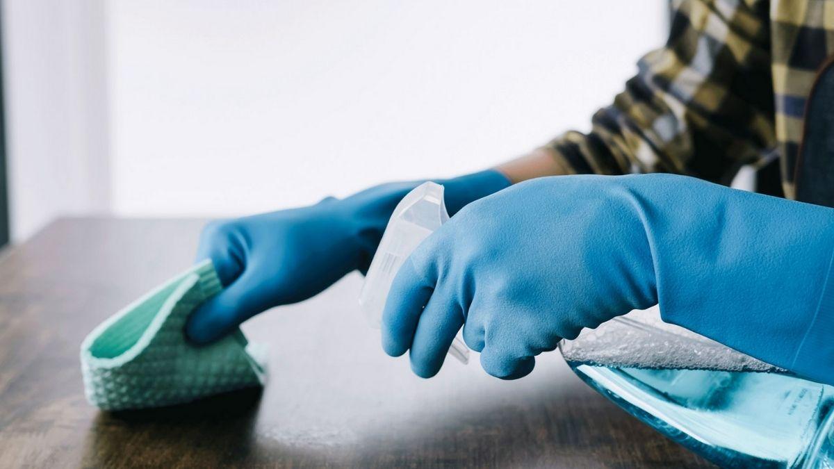 Desinfectar Superficies