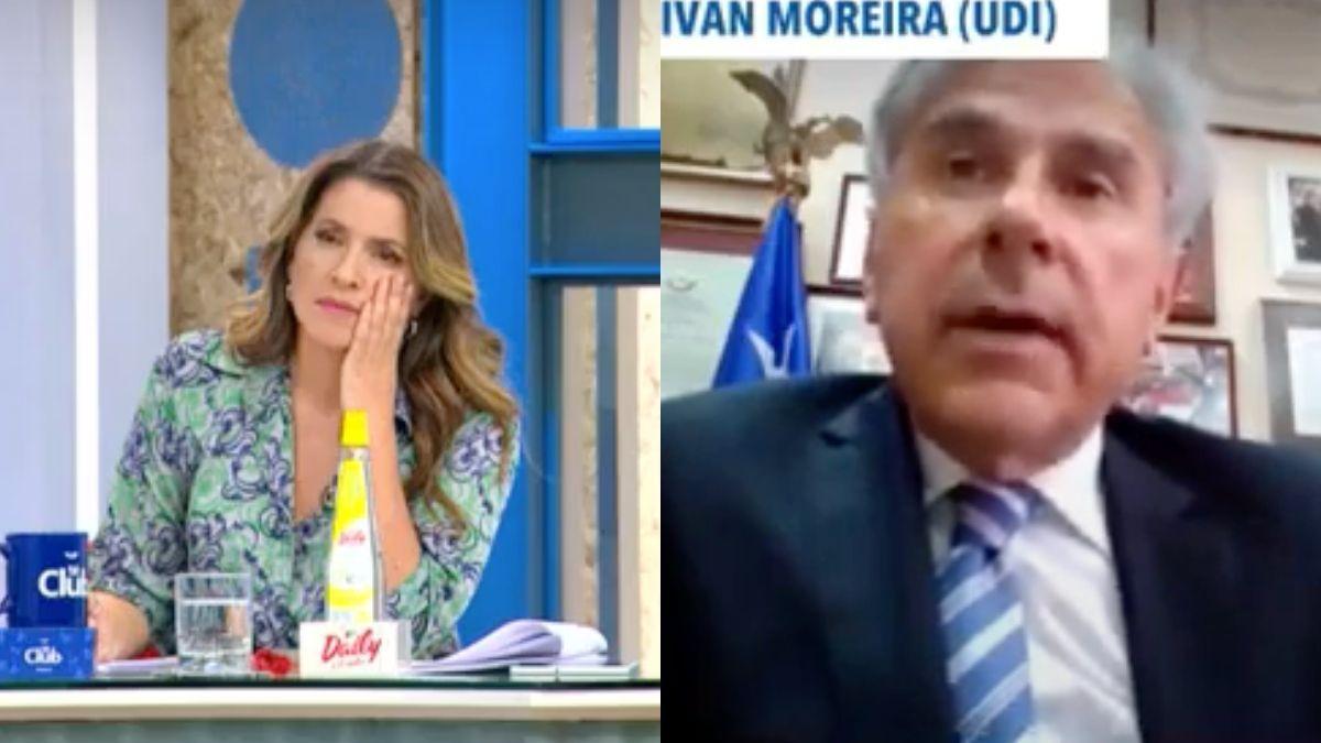 Monserrat Álvarez, Iván Moreira