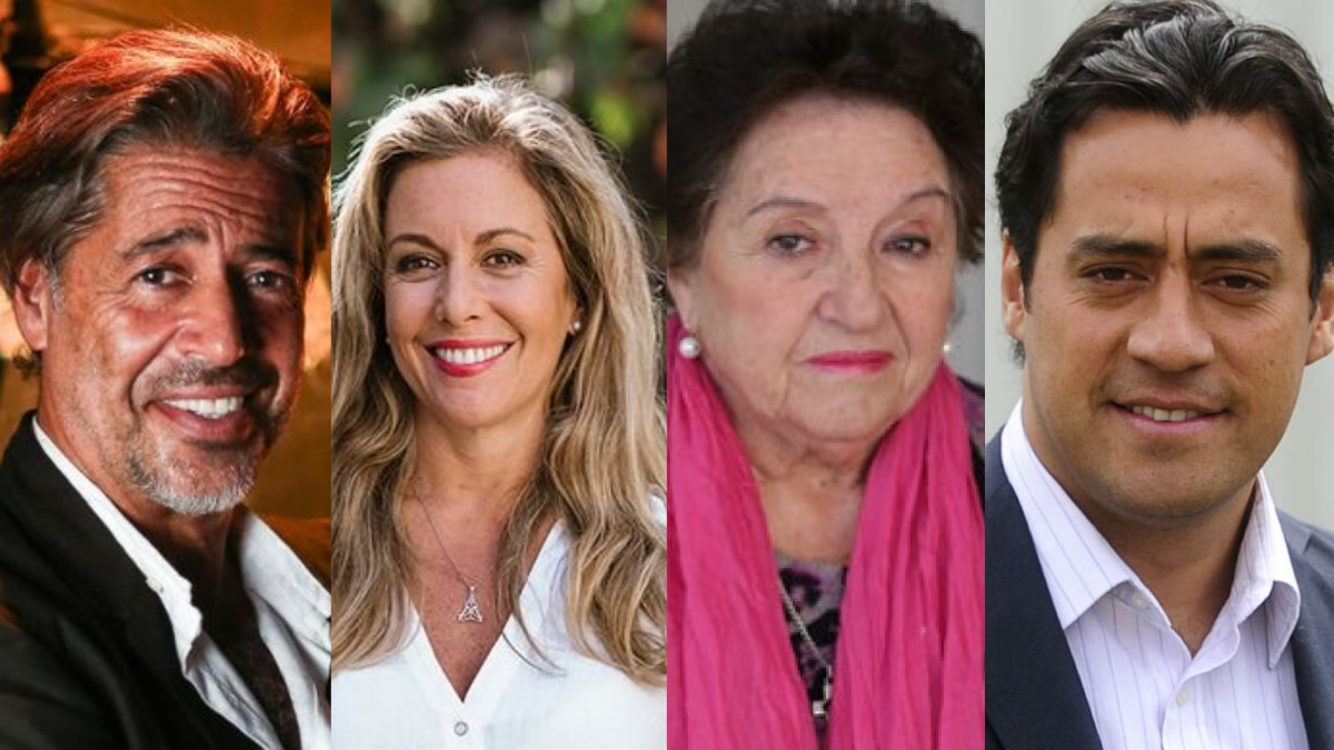 Candidatos A Elecciones 2021