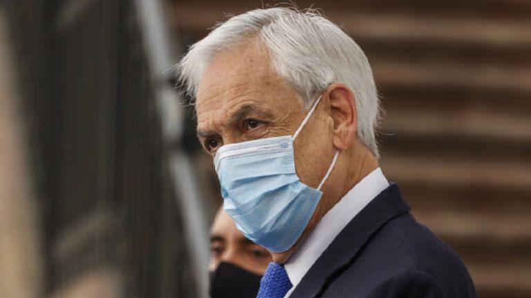 Piñera Y Red De Protección Social