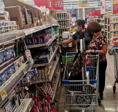 Supermercados en elecciones