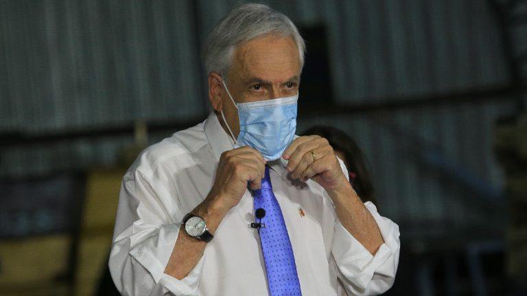 Fiscalia Investiga A Sebastián Piñera